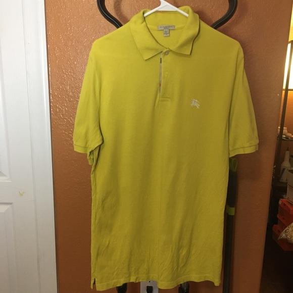 Burberry Shirts   Brit Classic Polo   Poshmark 3f065cb581e